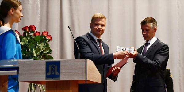 Сергей Белопольский вступил в должность главы Горячего Ключа