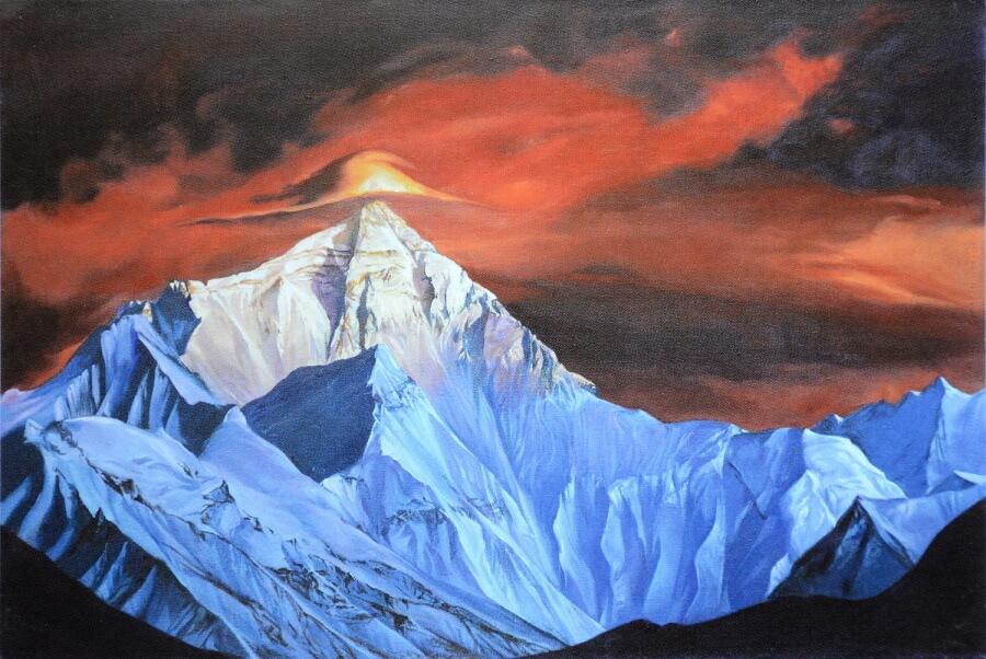 В краснодарском музее Коваленко 3 июня откроется выставка, посвященная Гималаям