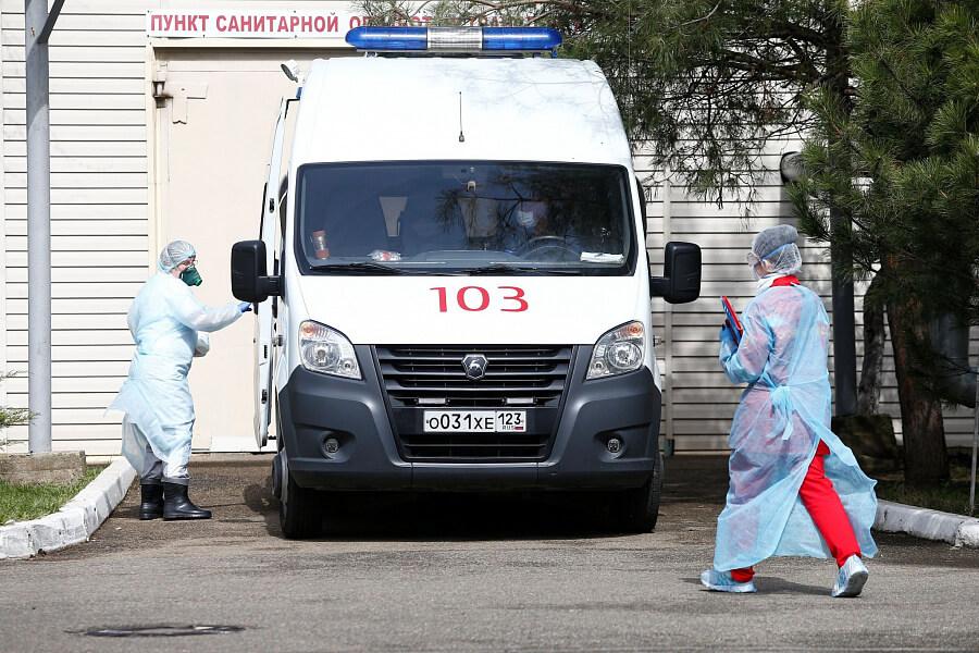 На Кубани 6 сентября выявили 241 новый случай заболевания COVID-19