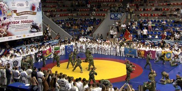 В Краснодаре прошел турнир по рукопашному бою «Кубок Победы»