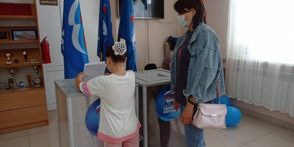 На Кубани в очном голосовании «Единой России» приняли участие 78 тыс. человек