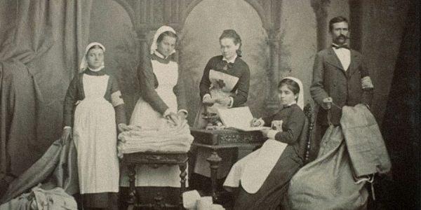 Из монастыря на войну – 50 лет дню медсестры