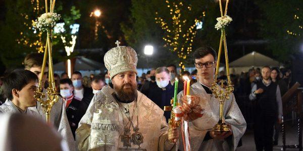 На Кубани православные отмечают праздник Пасхи — день Воскресения Христова
