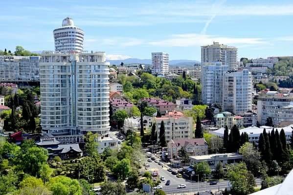 В Сочи за три года цена на посуточную аренду жилья увеличилась почти на 24%