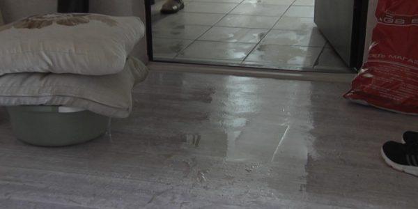 Краснодарцы жалуются на бездействие УК во время затопления дома на улице Гассия