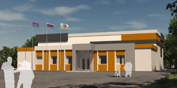 На территории одной из старейших школ Краснодара построят новый спортзал