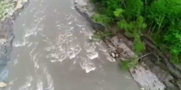 В Адыгее до утра приостановили поиски пропавших на реке Белой туристов