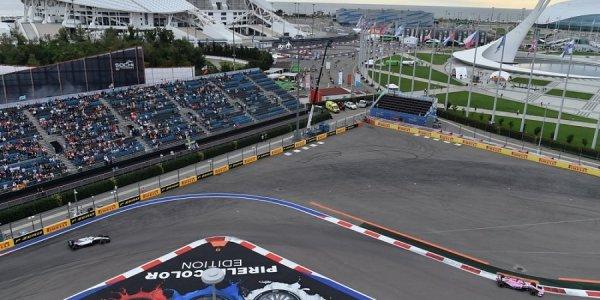 В состав оргкомитета этапа «Формулы-1» в Сочи вошел замгубернатора Власов