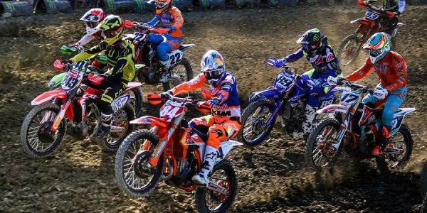 В Туапсинском районе 12 июня стартовал этап чемпионата мира по мотокроссу