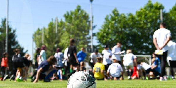 В просмотре в Академию ФК «Краснодар» приняли участие более 50 футболисток