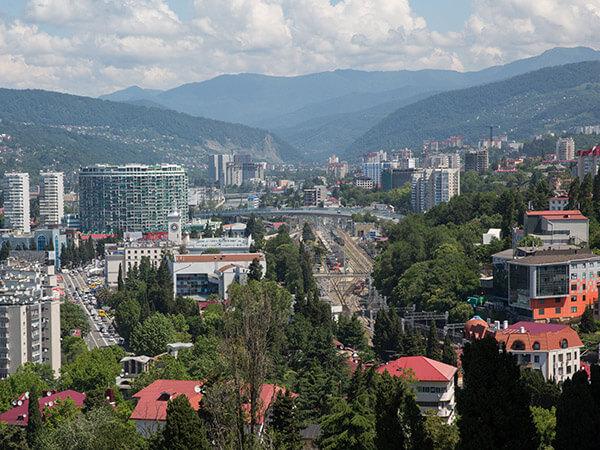 В Сочи средняя стоимость 1 кв. метра жилья за последние три года выросла на 64%