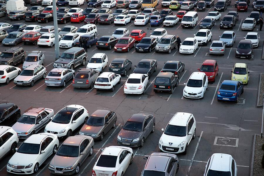 В мэрии Краснодара рассказали о новых условиях работы платных парковок