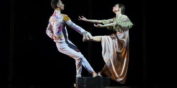Премьера современного балета «Мир» в Краснодаре. Фоторепортаж