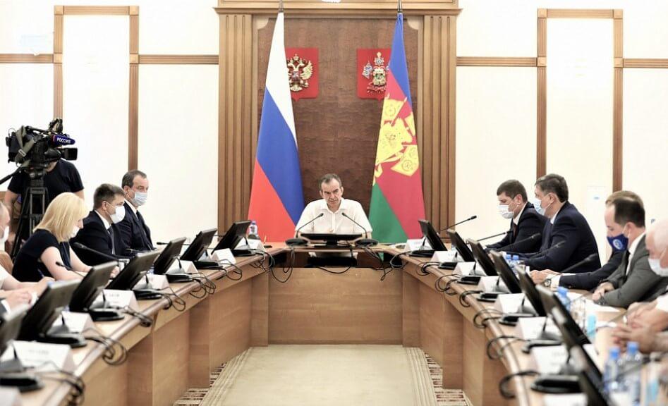 Кондратьев: на Кубани приняли первую краевую стратегию развития спорта