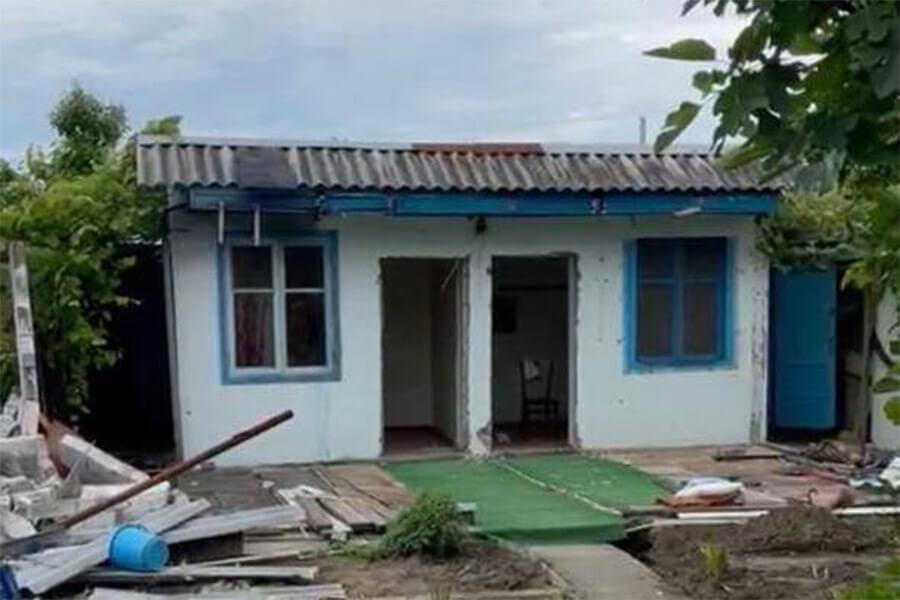 Дом в Сочи, где застрелили двоих приставов, признали самостроем в прошлом году