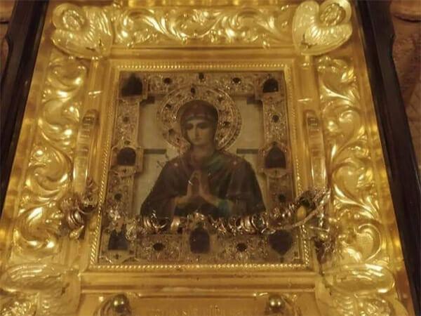 На Кубань привезут икону Божией Матери «Умягчение злых сердец — Бачуринская»