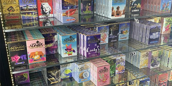 В Краснодаре на рынке изъяли 1,6 тыс. пачек иностранного табака для кальяна