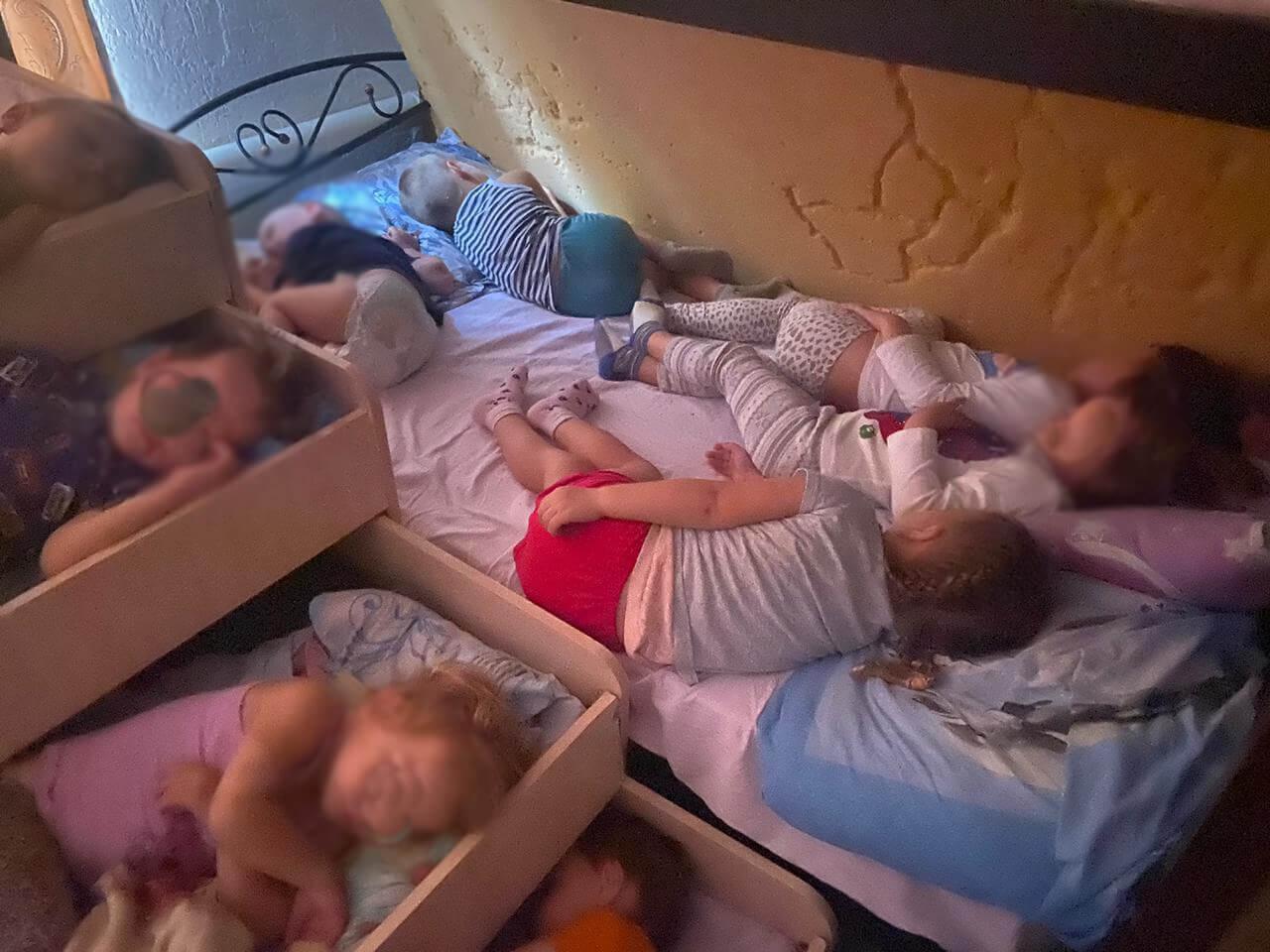 В Краснодаре из-за грубых санитарных нарушений закрыли частный детский сад