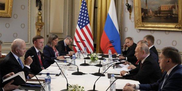 Главным достижением встречи глав РФ и США назвали неприемлемость ядерной войны