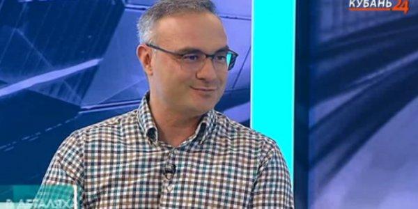 Александр Полиди: IT-сфера региона обладает колоссальным потенциалом