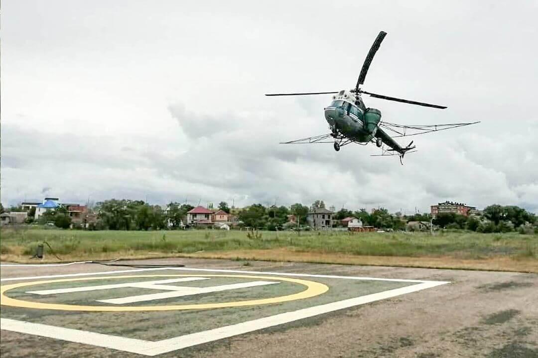 Анапские плавни обработают от комаров с помощью дронов и вертолета