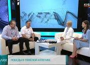 Геннадий Аванесян: у наших тяжелоатлетов есть надежда на путевку на Олимпиаду