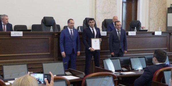 Юрий Бурлачко: мы помогаем молодым депутатам получить новые знания и навыки