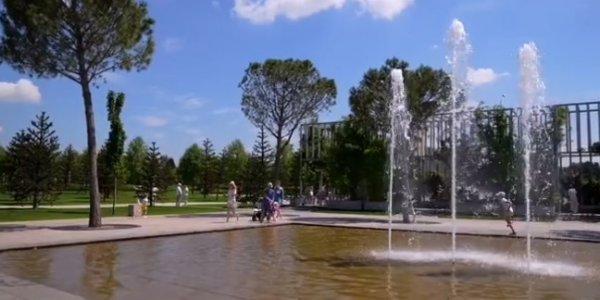 Представители парка «Краснодар» попросили посетителей не купаться в водоемах