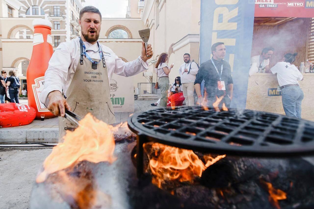 В Сочи с 1 по 5 июня пройдет гастрономический фестиваль Gastreet