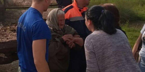 На Кубани заблудившаяся 81-летняя женщина провела в лесу восемь дней
