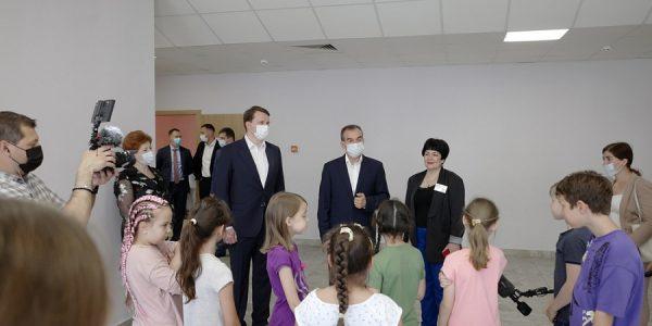 Кондратьев: в летний сезон лагеря и здравницы Кубани примут около 360 тыс. детей
