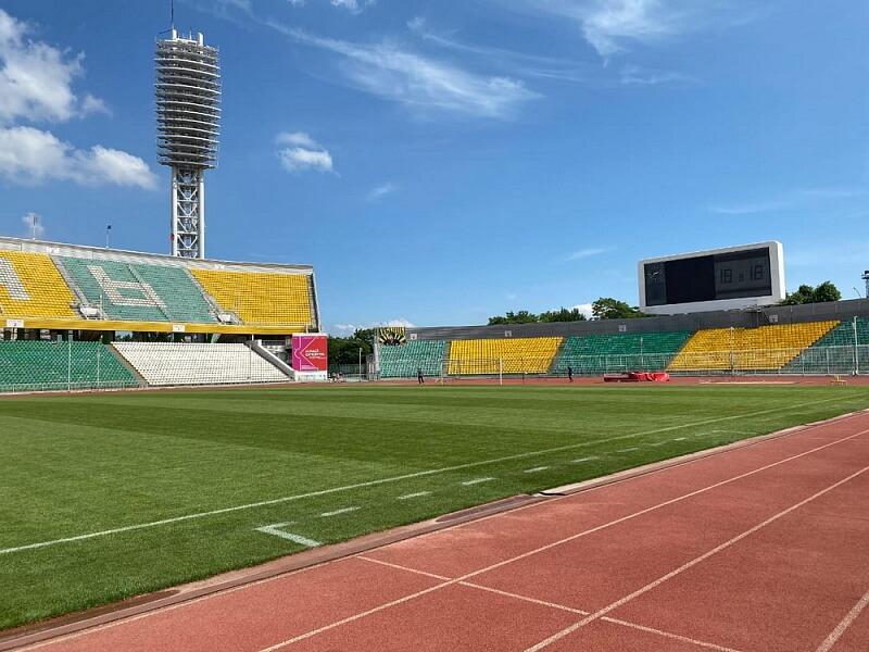 В Краснодаре начался капитальный ремонт стадиона «Кубань»