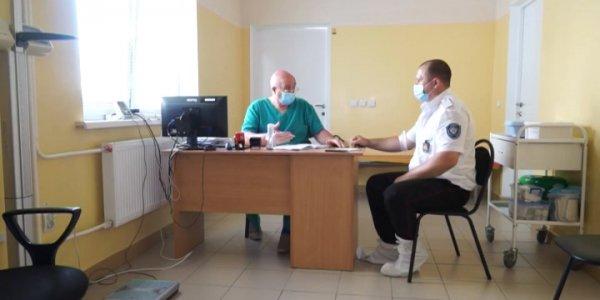 В Кавказском районе казаки стали донорами крови