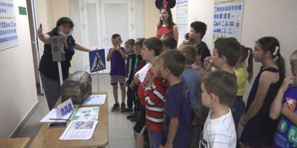 В Лабинском районе открылись пришкольные дневные лагеря