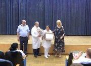 В краевом клиническом госпитале для ветеранов отметили День памяти и скорби