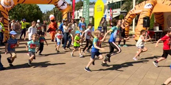 В Сочи День России отметили танцевальным марафоном, фестивалями и спектаклями