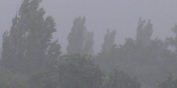 На Кубани ожидаются проливные дожди, местами град