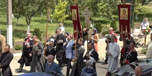 На Кубани православные христиане 10 июня празднуют Вознесение Господне