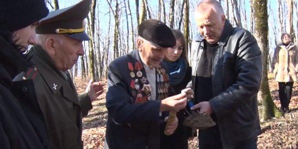В Краснодар передали капсулы времени с посланиями ветеранов будущему поколению