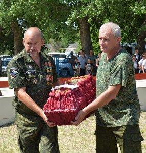 В Краснодарском крае перезахоронили останки 71 солдата