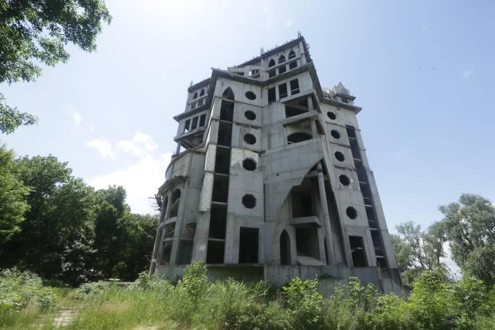В Краснодаре из «замка» на Затоне планируют сделать центр детского образования