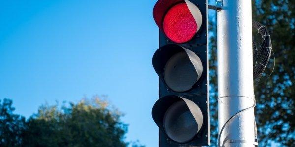 В Краснодаре на четыре дня отключат светофор на улице Бородинской