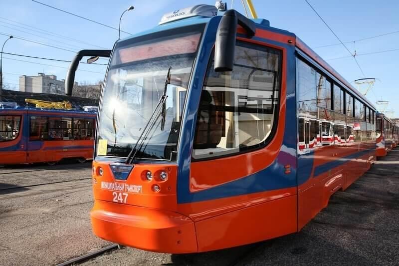 В Краснодаре в вечернее время изменится маршрут трамвая № 4