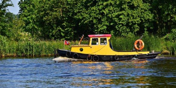 Лицензию на перевозку пассажиров водным транспортом можно получить на Госуслугах