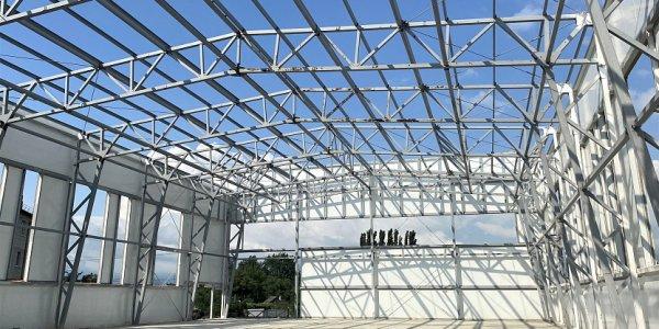 В Динском районе до конца года введут в эксплуатацию три спортивных объекта
