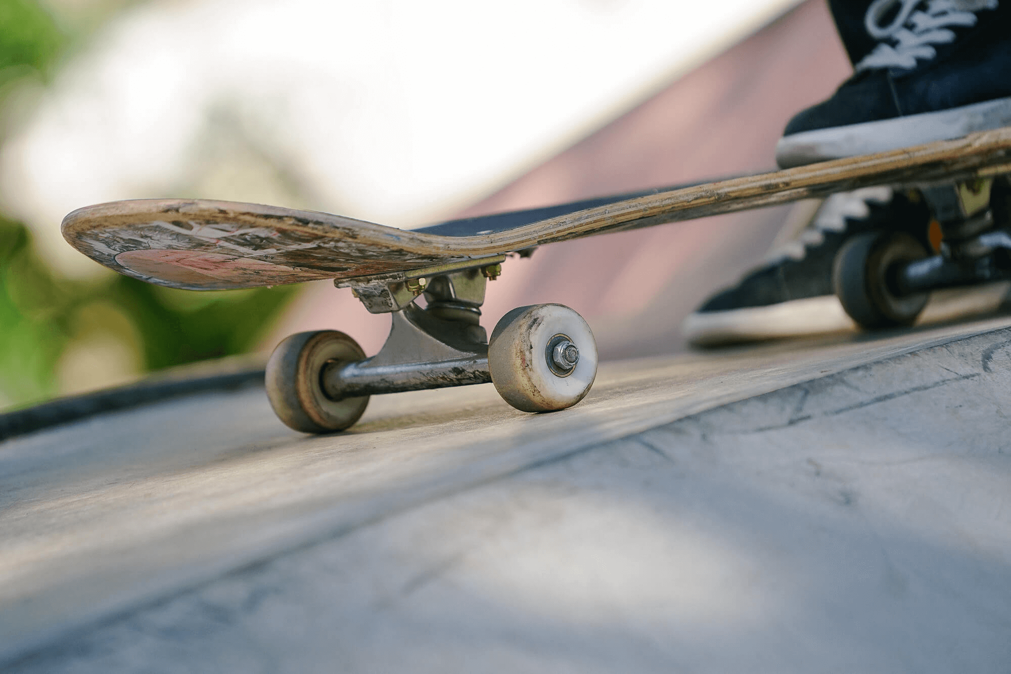 В Краснодаре ребенок получил травму головы в скейт-парке
