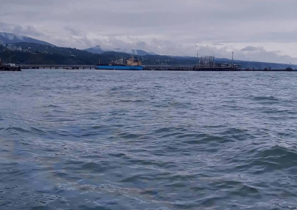 Ущерб от разлива нефтепродуктов в Туапсе оценивается в 70 млн рублей