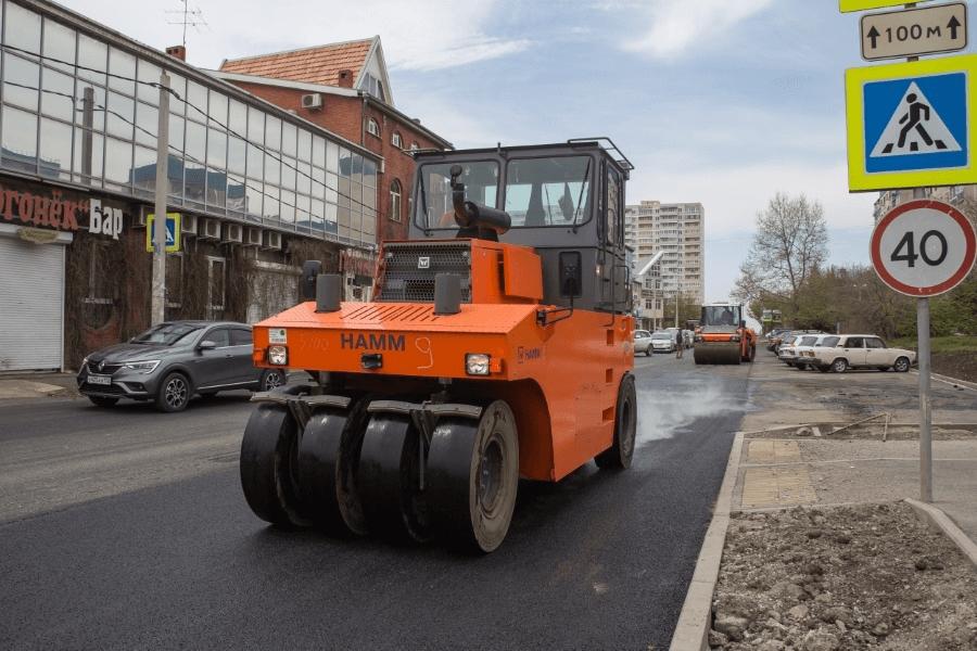 На Кубани к концу года по нацпроекту обновят около 150 км дорог