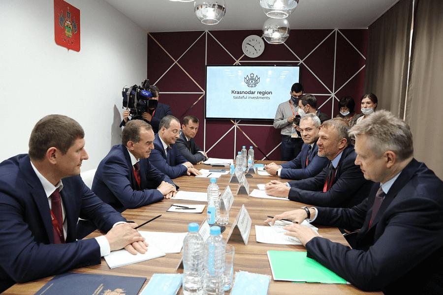В Белореченском районе построят второй цех по производству минеральных удобрений