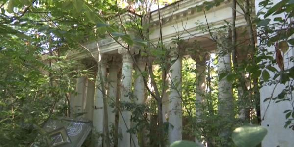 В Краснодаре определят сроки и стоимость ремонта колоннады в Чистяковской роще